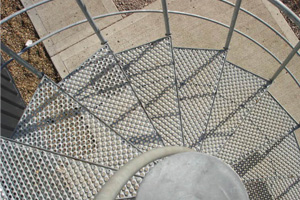 Spiral Staircases - Project Factory, Kent