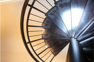 Spiral Staircases - Project Manchester