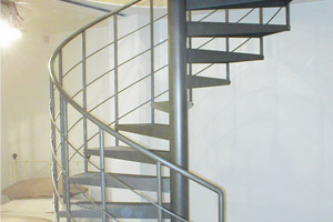 Spiral Staircases - Project - Shop Manchester