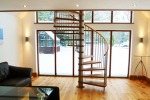 Spiral Staircases - Project Somerset