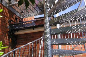 Spiral Staircases - Project Southampton