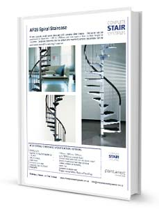 Spiral Staircase AF26 Product Sheet