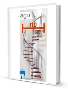 Spiral Staircase Ago Product Sheet