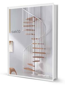 Spiral Staircase Oak 70 Instructions