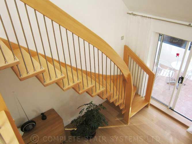 ... Floating Staircase   New Milton ...