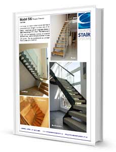Model 500 Staircase Product Sheet