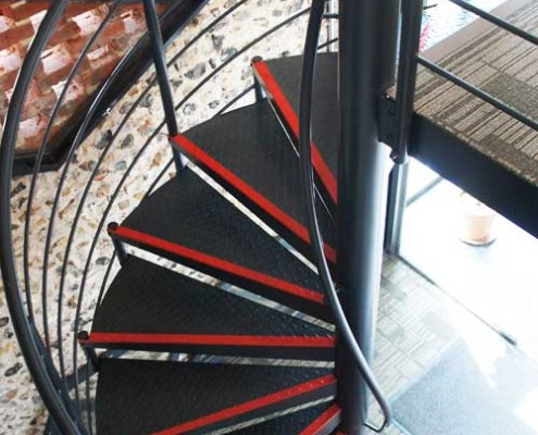 Spiral Staircase Titchfield