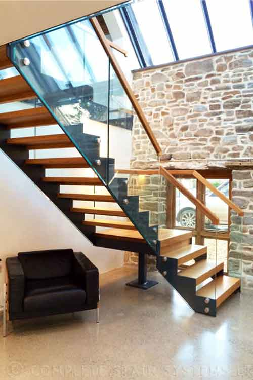 Modern Staircase Spiral Staircases And Staircases Uk