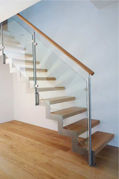 Steel Structure Modern Stair Gallery With Some Stunning