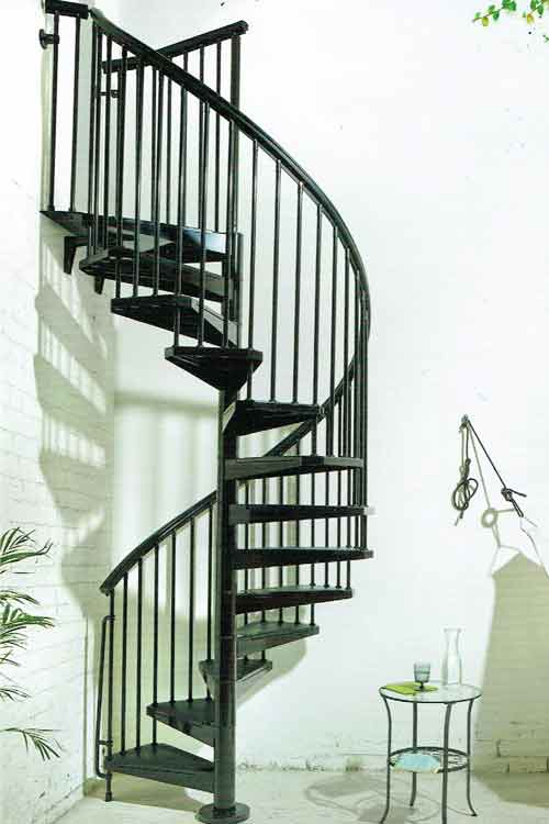 External Spiral Staircase Outdoor Spiral Staircase In
