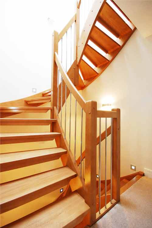 Modern-Timber-Staircase-Chiswick