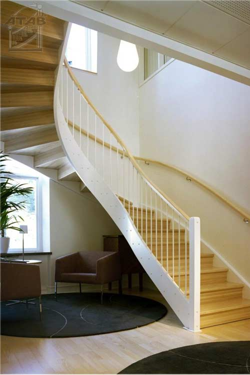 Modern Timber Stair Gallery With Pictures Galore Click