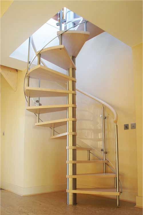 Spiral-Staircase-Gosport