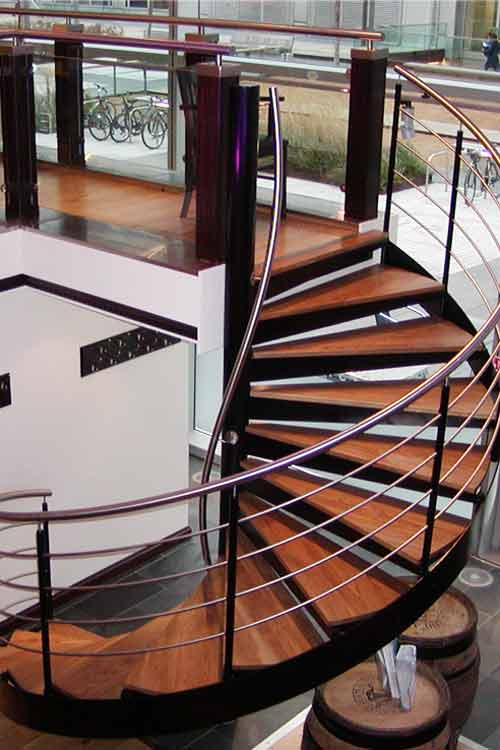 Spiral-Staircase-London
