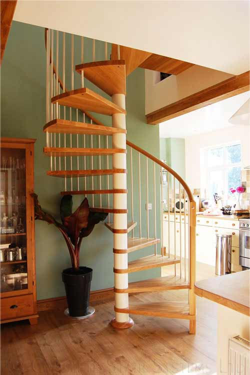 Spiral-Staircase-Monmouthshire