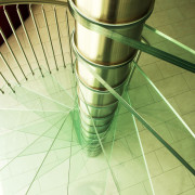 glass treads