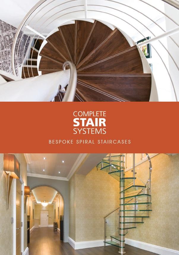 Spiral Staircase Brochure