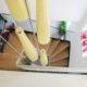 Half turn staircase