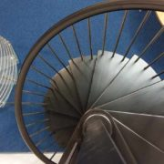 Showroom Spiral Staircase