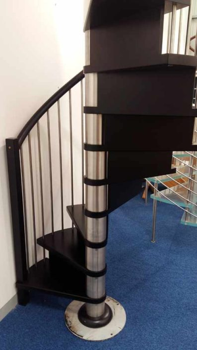 Showroom-spiral