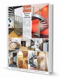 Bespoke Spiral Stair Product Sheet