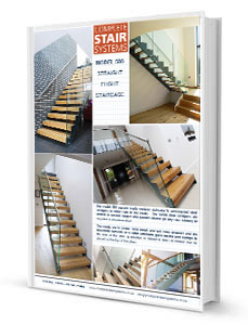 Model-500-Straight-Staircase-Product-Sheet