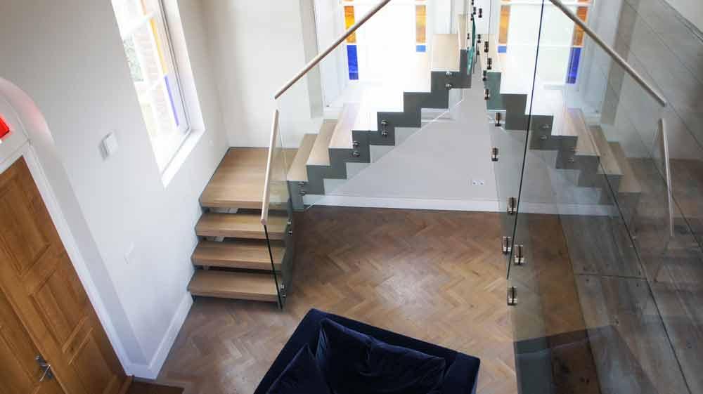 Modern Staircase Newbury