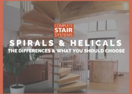 Differences between spirals and helicals blog post