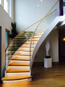 Spiral Stairs, Helical Stairs And You.