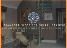 """Cover image for """"What size diameter do you need for a spiral?"""" post"""