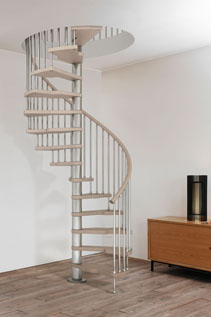 genius kit spiral staircase