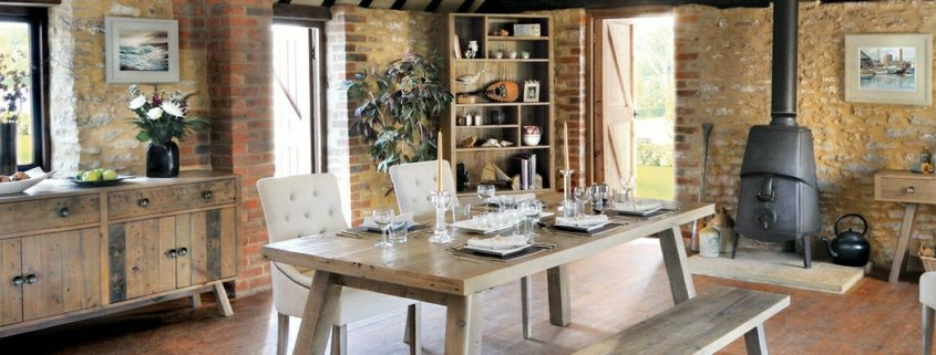 Reclaimed Wood - Interior Design Tips