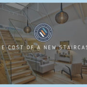 cost of a new staircase guide