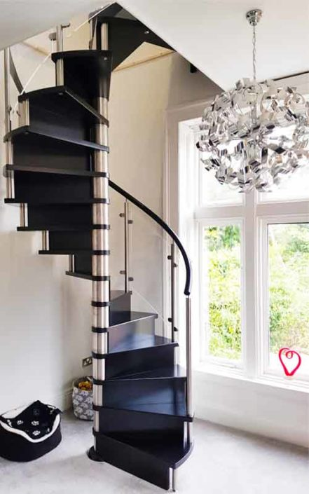Model 71 Spiral Staircase