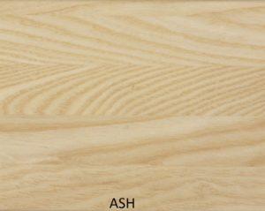 Ash Spiral Stair