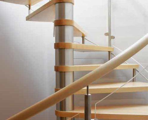 Model-71-Spiral-Stair