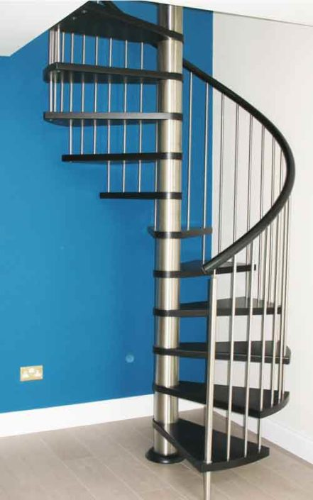 Model-71-Spiral-Stair