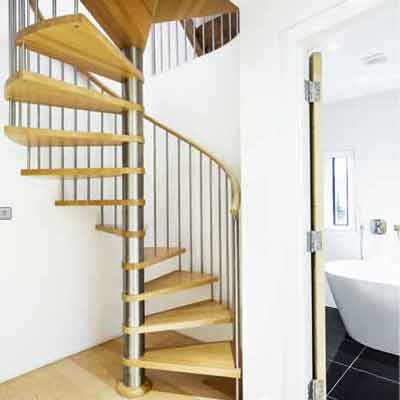 Spiral Stair Project-Gloucester