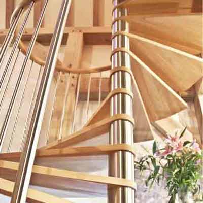 Spiral Stair Project-Guernsey