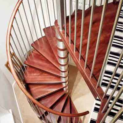 Spiral Stair Project-Isle of Man