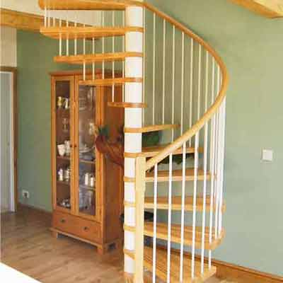 Spiral Stair Project-Monmouthshire