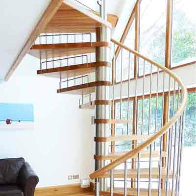 Spiral Stair Project-Somerset