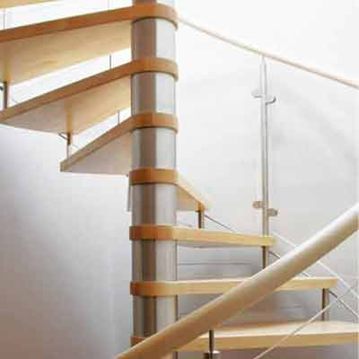 Spiral Stair Project-Surrey