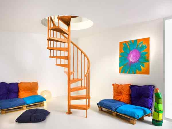 Clip-Spiral-Staircase