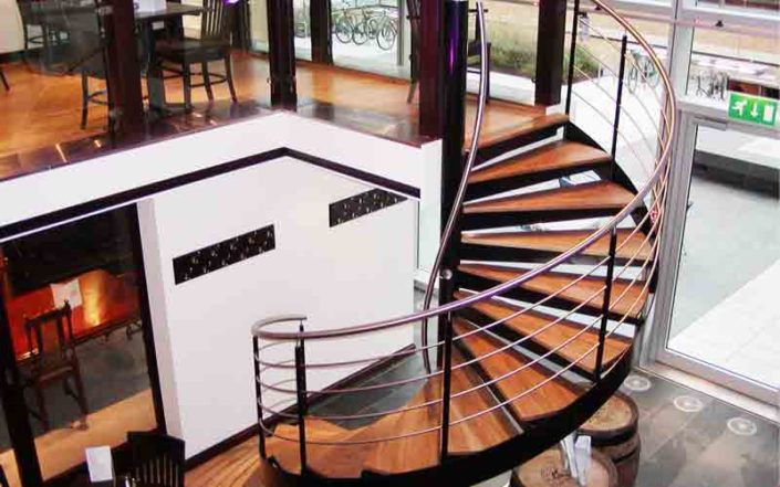 Custom-Made-Spiral-Stair-22