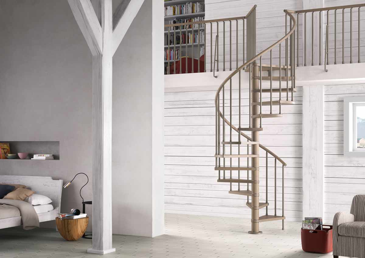 Genius-Spiral-Staircase