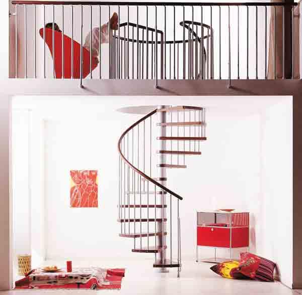 Klan-Spiral-Staircase