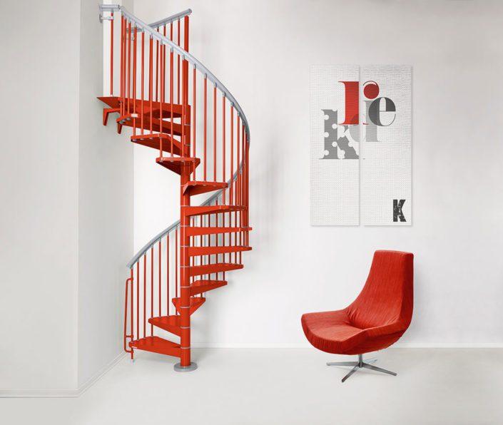 Klio-Spiral-Staircase