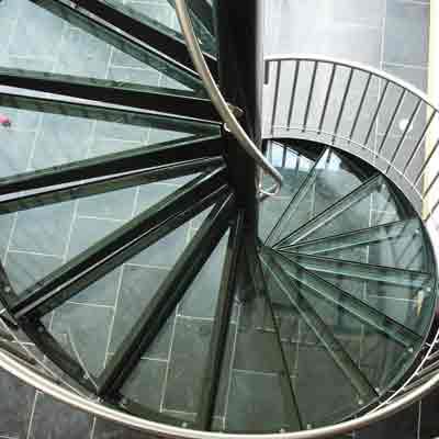 Spiral Stair Case Study