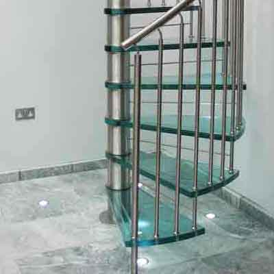 Spiral Stair project Suffolk